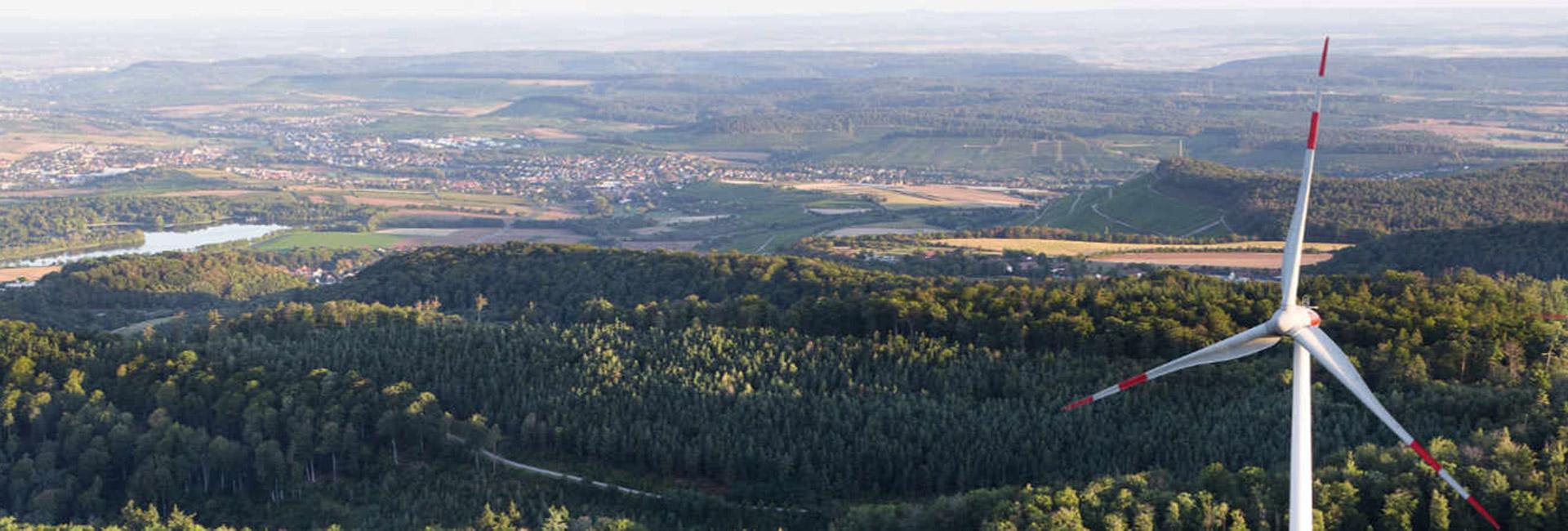 Windkraftanlage Horkenberg