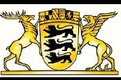 Logo von Baden-Württemberg in schwarz-gold